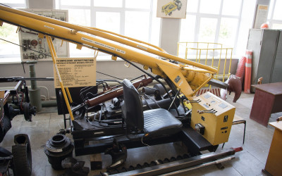 Машинист бурильно-крановой самоходной машины 5 разряда, переподготовка