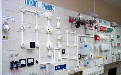 Пожарно-технический минимум. Автоматические системы пожаротушения