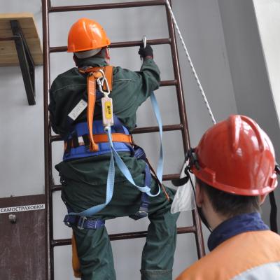Обучение по охране труда «Изучение Правил по охране труда при работе на высоте» 1,2 группа